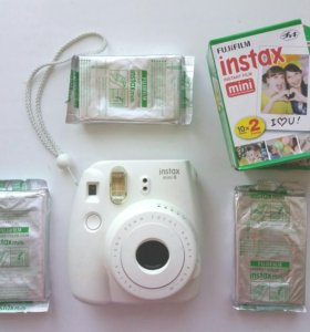 Polaroid mini8+7 кассет