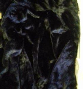 Норковая шуба размер 54-56