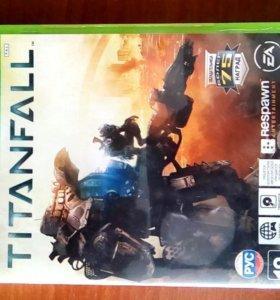 Titanfall на xbox 350