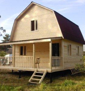 Построим дом 8*6