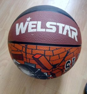 Баскетбольный мяч Welstar