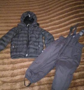Комплект куртка лесси и штаны.комбинезон