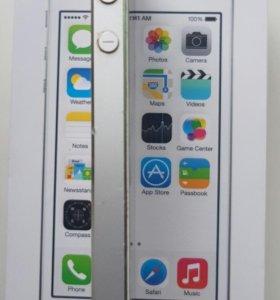 iPhone 5s 16Gb со сканером отпечатка пальца