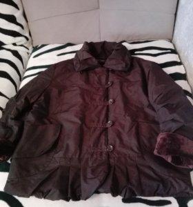 Женская новая куртка 56-58