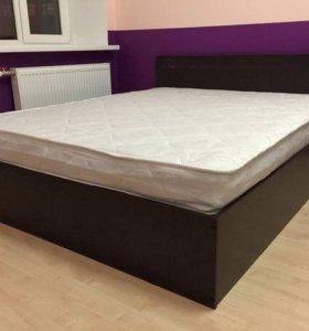Новая Кровать Аделия 160