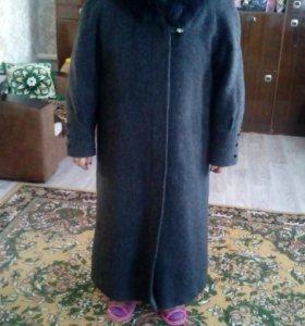 Пальто зимне