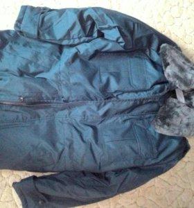 Куртка зимняя на сентипоне