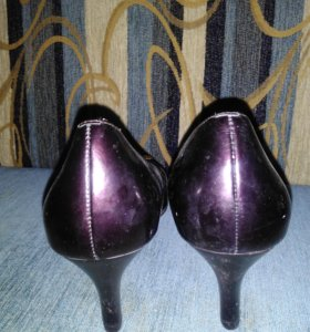 Туфли хамелион