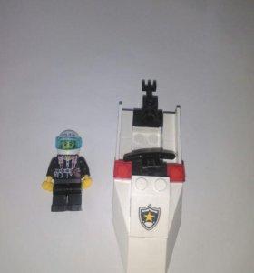 Катер Лего