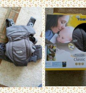 В хорошем состоянии удобно носить ребенка