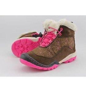 Новые Зимние ботинки jambu kd