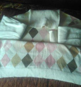 Водолазка/свитер woolstreet
