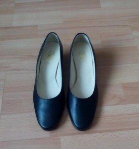 Туфли женские новые Нат.кожа