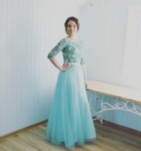 Вечернее / выпускное платье в идеальном состоянии