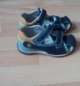 Туфли для мальчика ортапед.