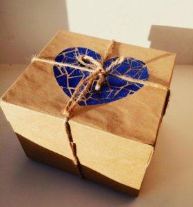 Подарочные коробочки и наборы