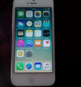Айфон5 на 32 гб