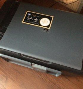 hp принтер+ скан + копир