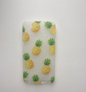 Чехол на айфон 4/4s силиконовый