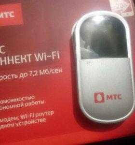 МТС Коннект Wifi