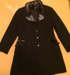 Пиджак-пальто р.48-50