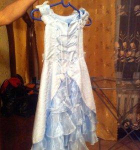 Платье (5-7 лет)