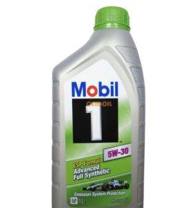Масло моторное Mobil 5w30 esp formula