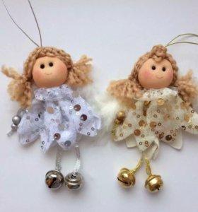 Куколки-ангелочки подарочные