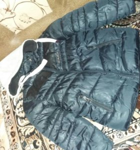 Куртка утепленная ZARA