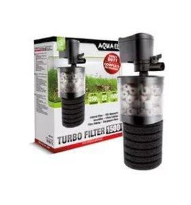 Фильтр новый Aquael Turbo Filter 1500 (250-350л)