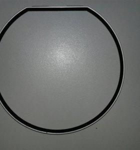 Кольца в приборку ауди