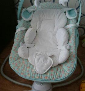 Кресло-качели Happy baby