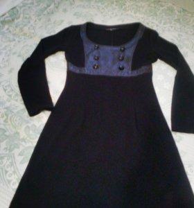 Платье женское, трикотажное