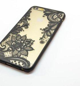 Чехол - накладка Силикон Iphone 6/6s plus