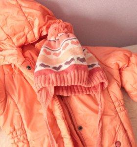 Куртка для девочки красивая и не только!