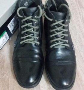 Продам осенние ботинки 40 р- р (Belwest-Беларусь)