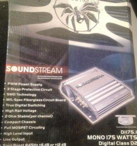 Усилитель sound stream DI175.1