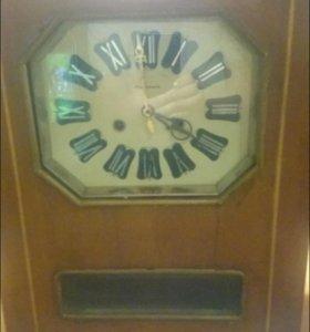 Часы Янтарь 1982
