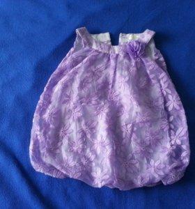 Платье детское 3 года