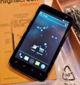 Телефон Highscreen Explosion