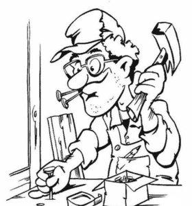 Мастер на час и по ремонту мебели и сборке.