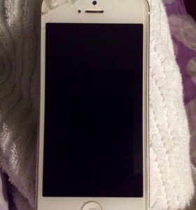 iPhone 5 White 16 gb