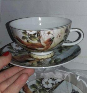 Чайный сервиз 12 предметов