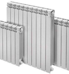 Биметаллические радиаторы отопления 500/80