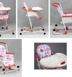 Детское кресло -качалка для кормления