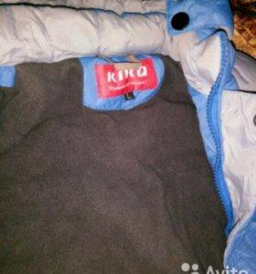 Зимняя куртка на мальчика, 98-106