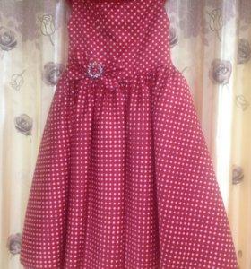Праздничное платье.👗