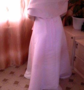 Вечернее платье. Одето было один раз.