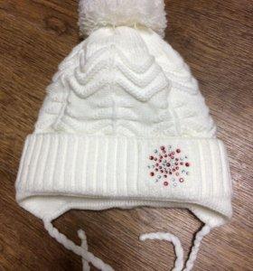 Новая шапка . Зима