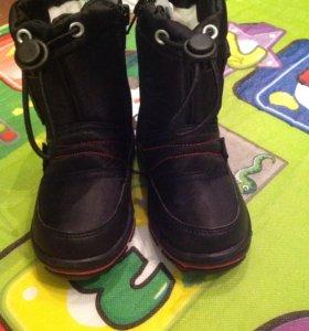 Зимняя обувь , пакет
